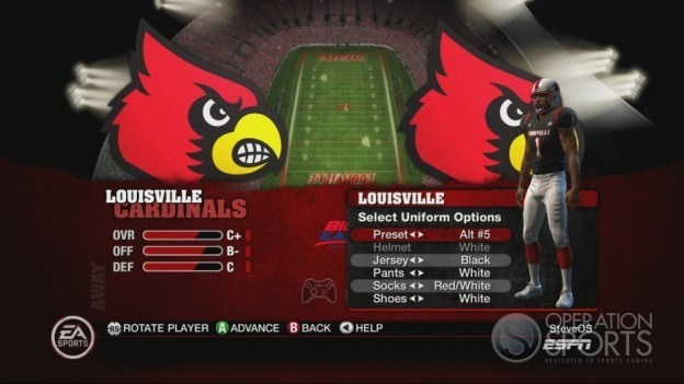 NCAA Football 10 Screenshot #340 for Xbox 360