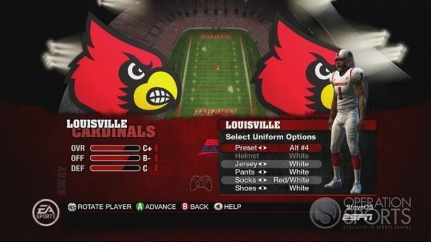 NCAA Football 10 Screenshot #341 for Xbox 360