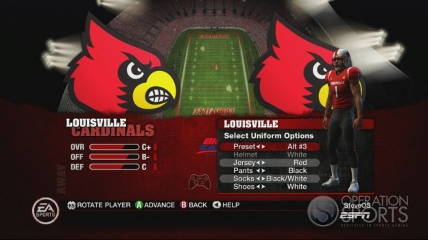 NCAA Football 10 Screenshot #342 for Xbox 360