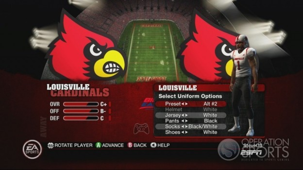 NCAA Football 10 Screenshot #343 for Xbox 360