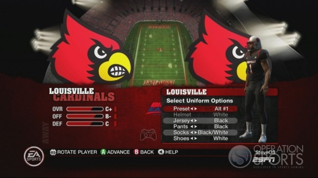 NCAA Football 10 Screenshot #344 for Xbox 360