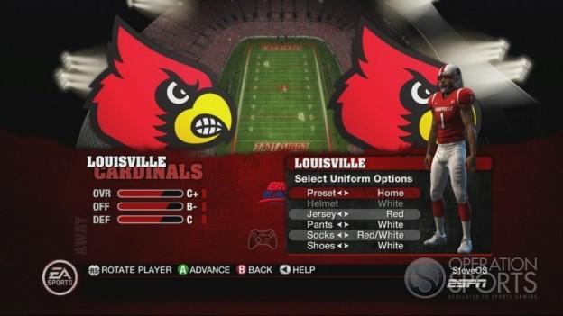 NCAA Football 10 Screenshot #346 for Xbox 360