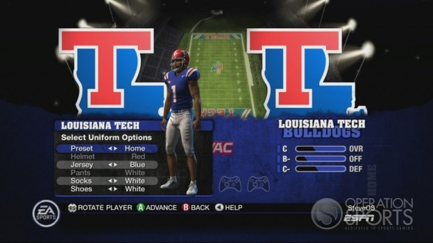 NCAA Football 10 Screenshot #347 for Xbox 360