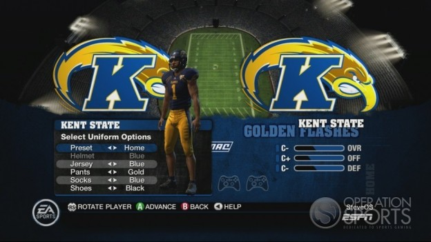 NCAA Football 10 Screenshot #351 for Xbox 360