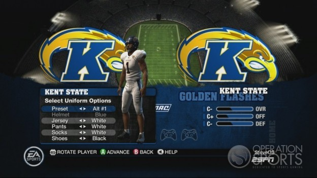NCAA Football 10 Screenshot #352 for Xbox 360
