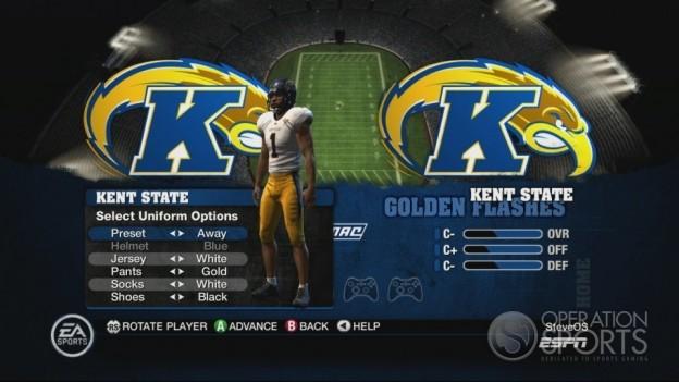 NCAA Football 10 Screenshot #353 for Xbox 360