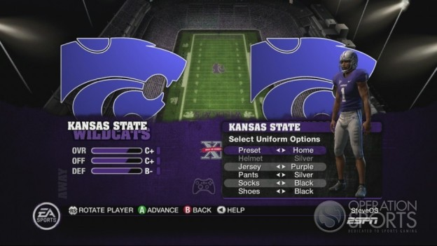 NCAA Football 10 Screenshot #357 for Xbox 360