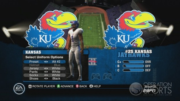 NCAA Football 10 Screenshot #359 for Xbox 360