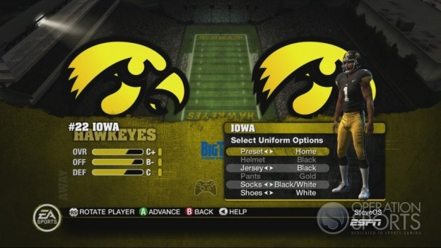 NCAA Football 10 Screenshot #366 for Xbox 360