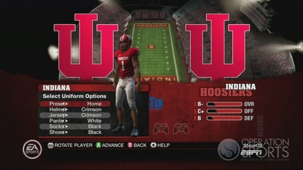 NCAA Football 10 Screenshot #367 for Xbox 360