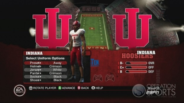 NCAA Football 10 Screenshot #369 for Xbox 360
