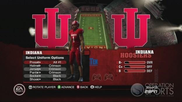 NCAA Football 10 Screenshot #370 for Xbox 360
