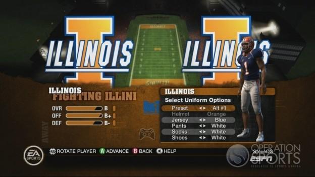 NCAA Football 10 Screenshot #373 for Xbox 360