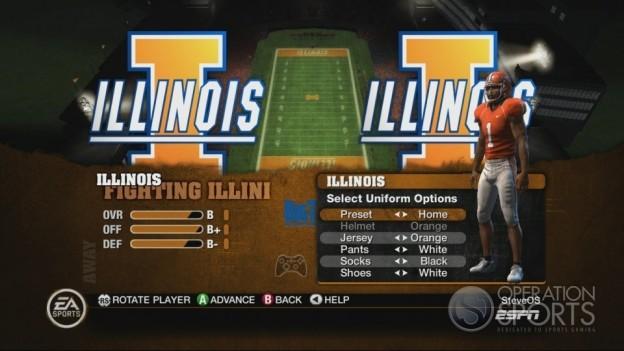 NCAA Football 10 Screenshot #375 for Xbox 360
