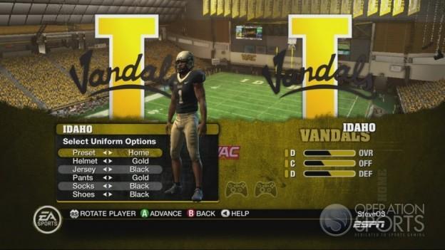 NCAA Football 10 Screenshot #376 for Xbox 360