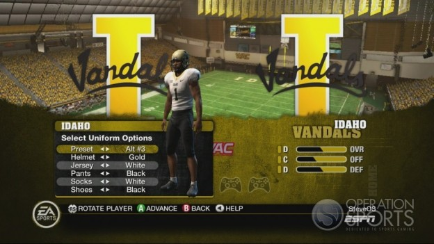 NCAA Football 10 Screenshot #377 for Xbox 360