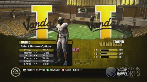 NCAA Football 10 Screenshot #378 for Xbox 360