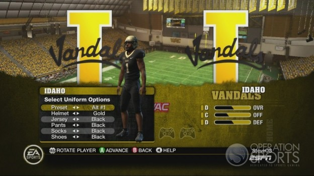 NCAA Football 10 Screenshot #379 for Xbox 360