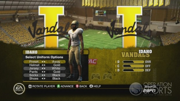 NCAA Football 10 Screenshot #380 for Xbox 360