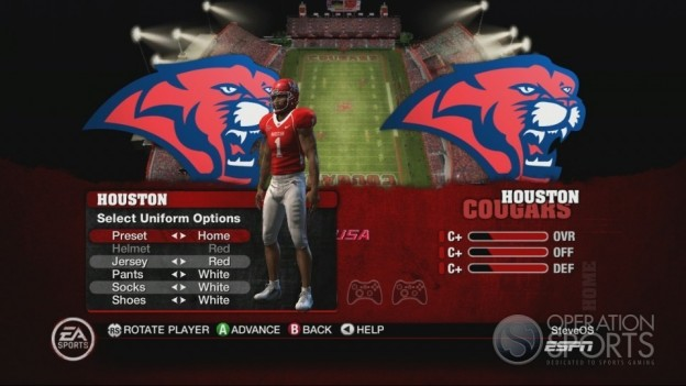 NCAA Football 10 Screenshot #381 for Xbox 360