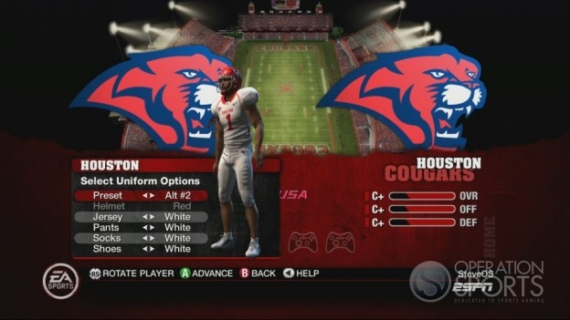 NCAA Football 10 Screenshot #382 for Xbox 360