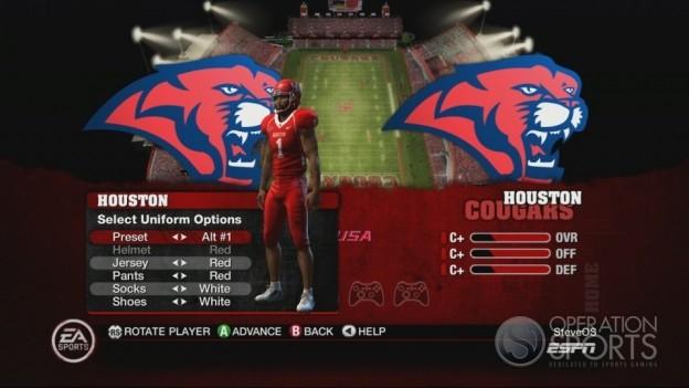 NCAA Football 10 Screenshot #383 for Xbox 360