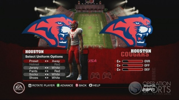 NCAA Football 10 Screenshot #384 for Xbox 360