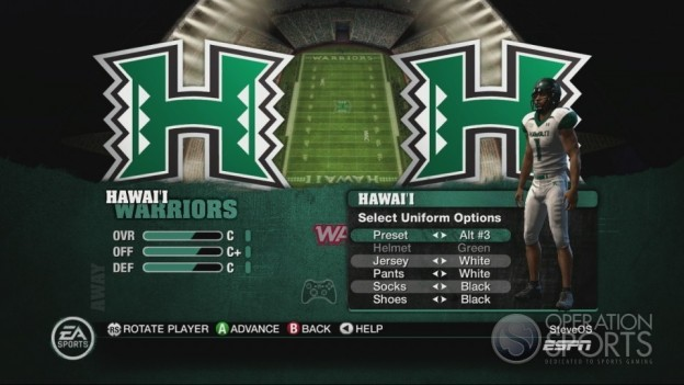 NCAA Football 10 Screenshot #386 for Xbox 360