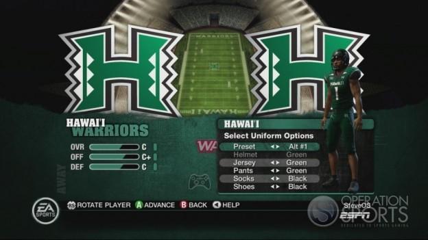 NCAA Football 10 Screenshot #388 for Xbox 360