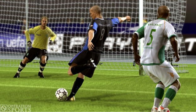 UEFA Champions League 2006-2007 Screenshot #3 for Xbox 360