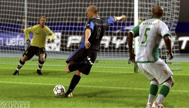 UEFA Champions League 2006-2007 Screenshot #3 for Xbox 360