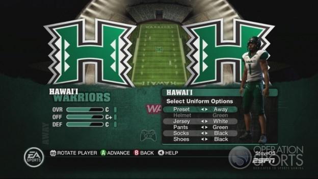 NCAA Football 10 Screenshot #389 for Xbox 360
