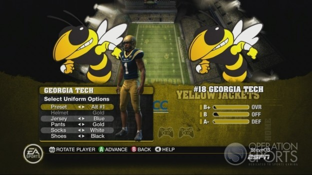 NCAA Football 10 Screenshot #391 for Xbox 360