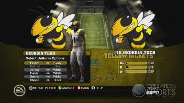 NCAA Football 10 Screenshot #392 for Xbox 360