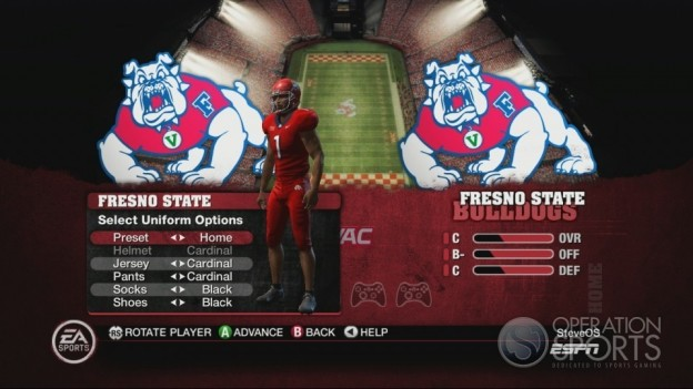 NCAA Football 10 Screenshot #396 for Xbox 360