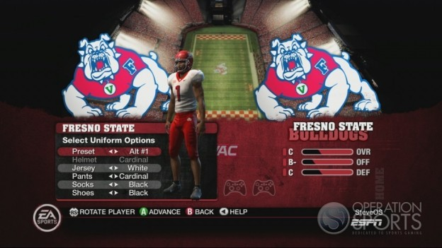 NCAA Football 10 Screenshot #397 for Xbox 360