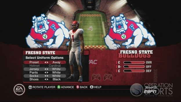NCAA Football 10 Screenshot #398 for Xbox 360