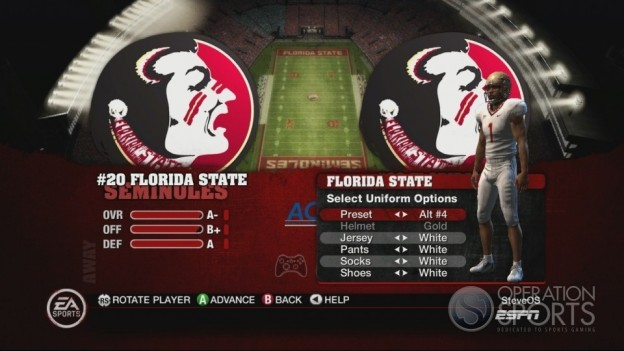 NCAA Football 10 Screenshot #399 for Xbox 360
