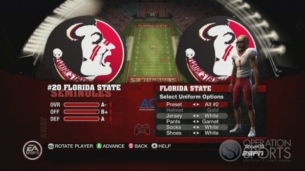 NCAA Football 10 Screenshot #401 for Xbox 360