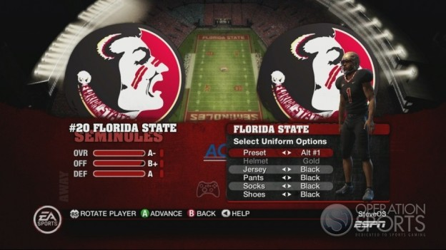 NCAA Football 10 Screenshot #402 for Xbox 360