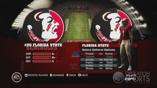 NCAA Football 10 Screenshot #404 for Xbox 360