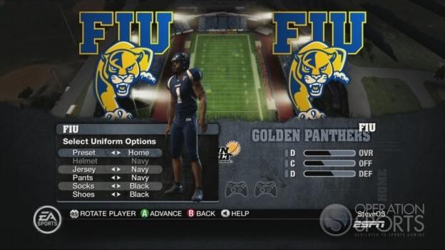 NCAA Football 10 Screenshot #405 for Xbox 360