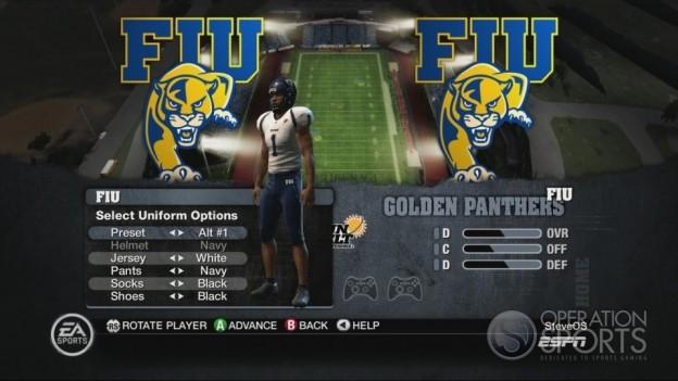 NCAA Football 10 Screenshot #406 for Xbox 360