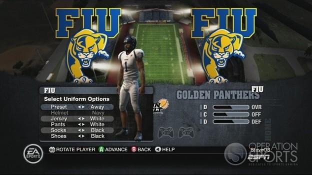 NCAA Football 10 Screenshot #407 for Xbox 360