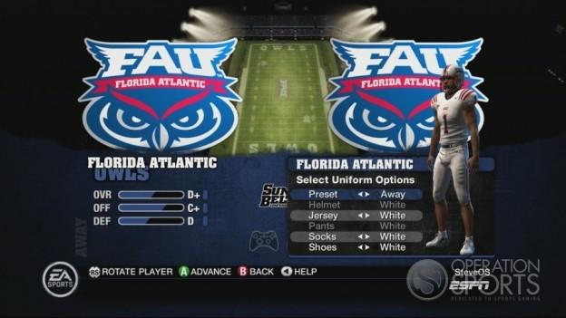 NCAA Football 10 Screenshot #408 for Xbox 360