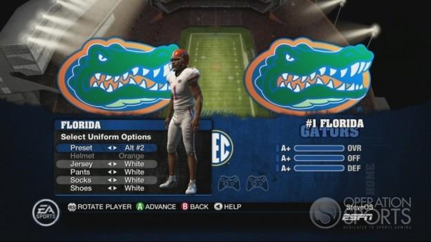 NCAA Football 10 Screenshot #412 for Xbox 360