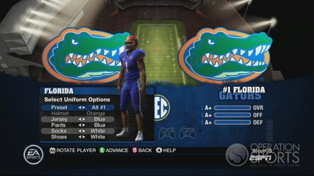 NCAA Football 10 Screenshot #413 for Xbox 360