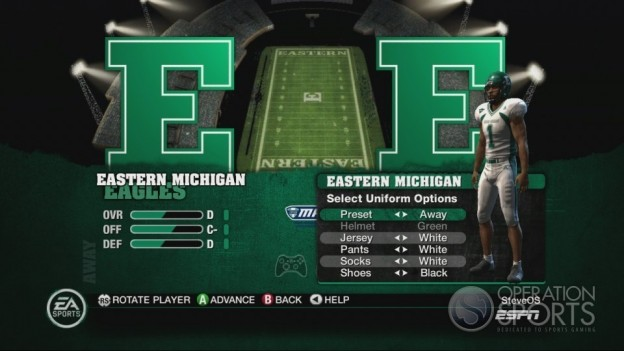 NCAA Football 10 Screenshot #415 for Xbox 360