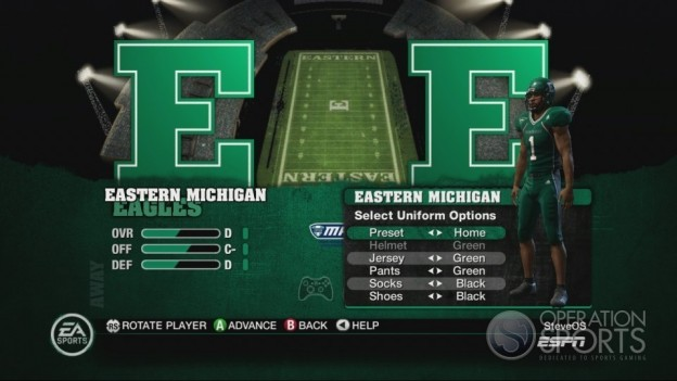 NCAA Football 10 Screenshot #416 for Xbox 360