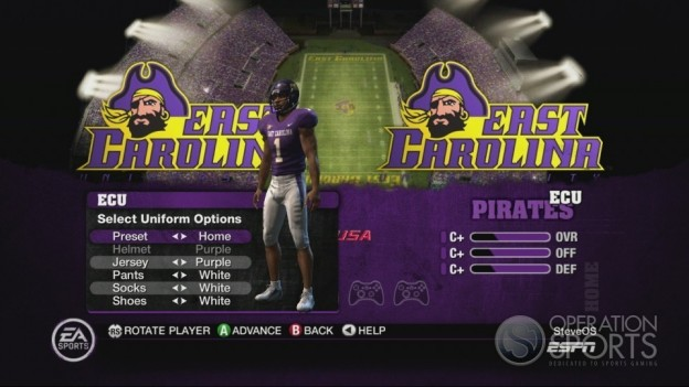 NCAA Football 10 Screenshot #417 for Xbox 360